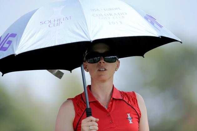 Solheim Cup 2013 Results: Updated Points and Standings as Late Matches Unfold