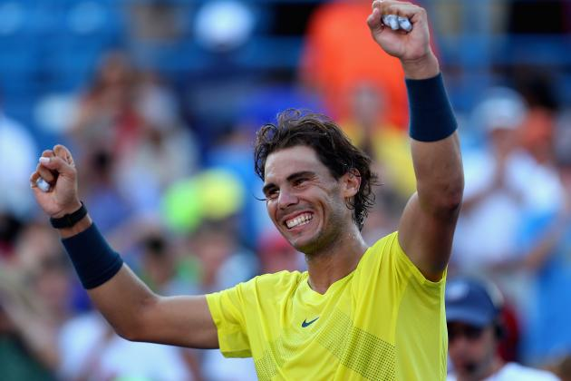 Nadal Defeats Berdych, to Face Isner at W&S Final