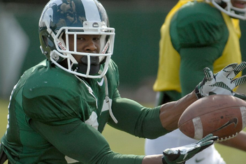 Langford Makes Push on (inactive) Projected Starting Tailback Riley Bullough