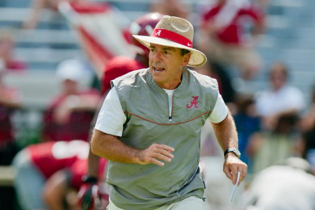 Alabama No. 1 in Preseason AP Poll
