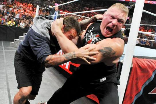 WWE SummerSlam 2013: CM Punk Must Defeat Brock Lesnar at Major PPV