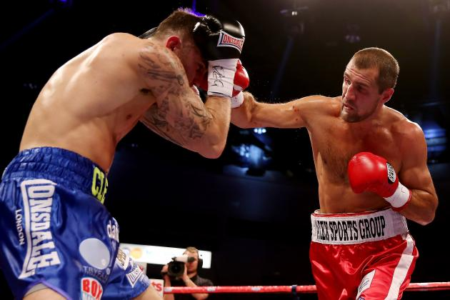 Sergey Kovalev Proves He's Future of Light Heavyweight Division with KO Win