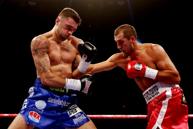 Cleverly vs. Kovalev: Sergey Kovalev Defeats Nathan Cleverly Via 4th-Round TKO