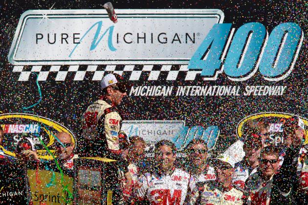 Pure Michigan 400 2013: Start Time, Lineup, TV Schedule and More