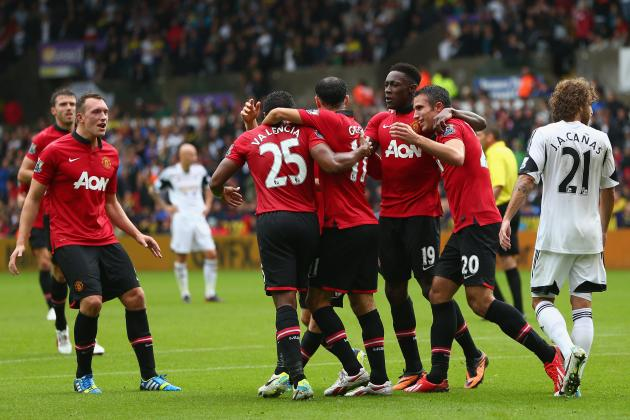 Manchester United vs. Swansea: Red Devils Remain Dominant in Opening Win