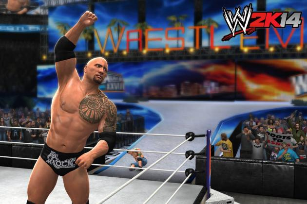 WWE 2K14: 30 Years of WrestleMania Roster and Best Moments from WWE Axxess
