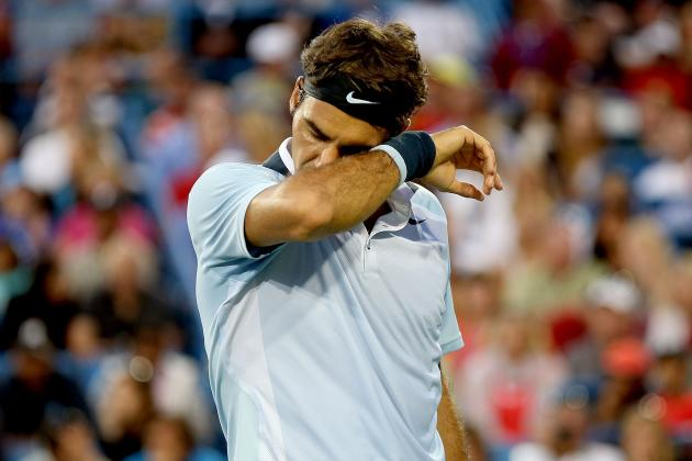 What Roger Federer Can Take Away from Western & Southern Open in Cincinnati