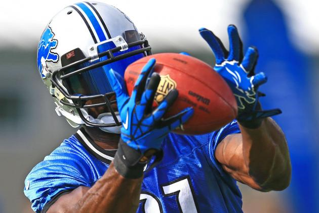 Calvin Johnson Makes Anticipated Return to Practice
