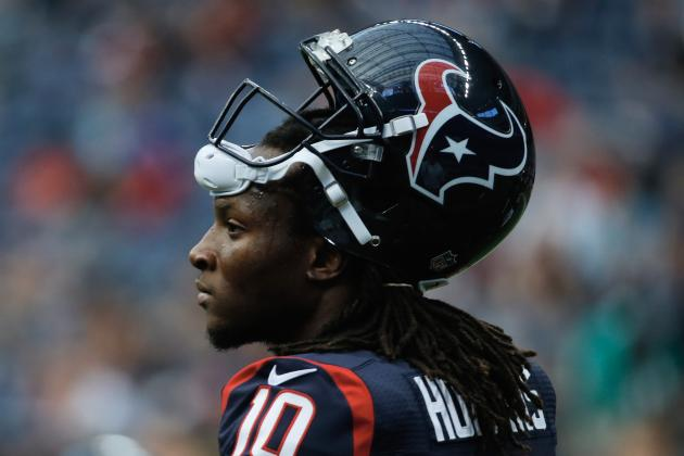 DeAndre Hopkins Injury: Updates on Texans Rookie WR's Concussion