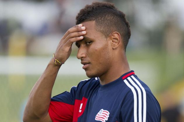 New England Revolution's Juan Agudelo Scores on Unbelievable Chip