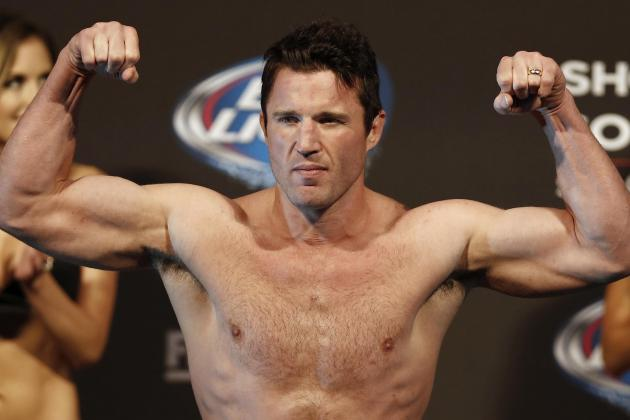 Chael Sonnen vs. Mauricio 'Shogun' Rua: Sonnen Defeats Rua Via Submission