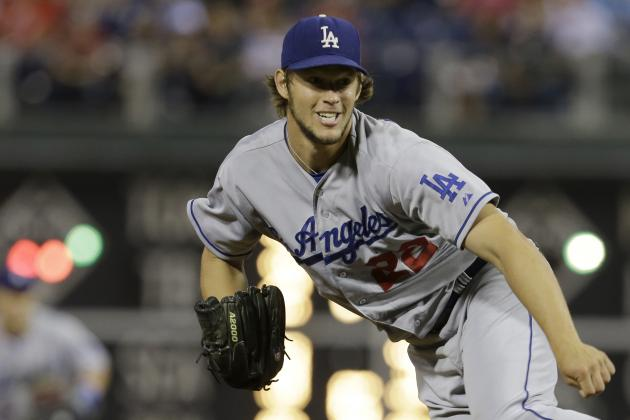 Kershaw Dominates Phils; Dodgers Stay Hot