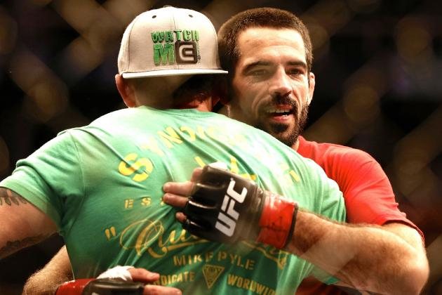 UFC Fight Night 26: What We Learned from Matt Brown vs. Mike Pyle