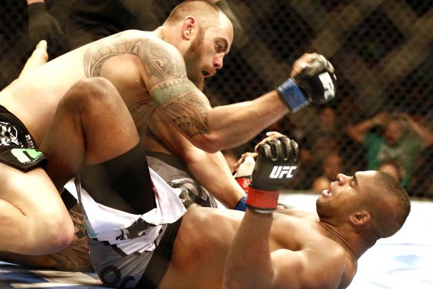 UFC Fight Night Results: What We Learned from Alistair Overeem vs. Travis Browne