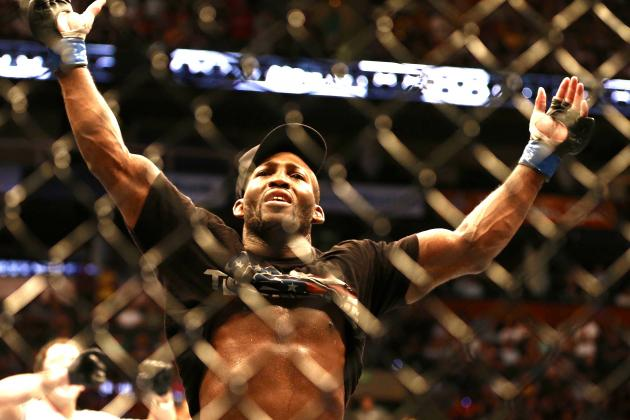 UFC Fight Night 26 Results: Lessons from John Howard's Huge Upset of Uriah Hall