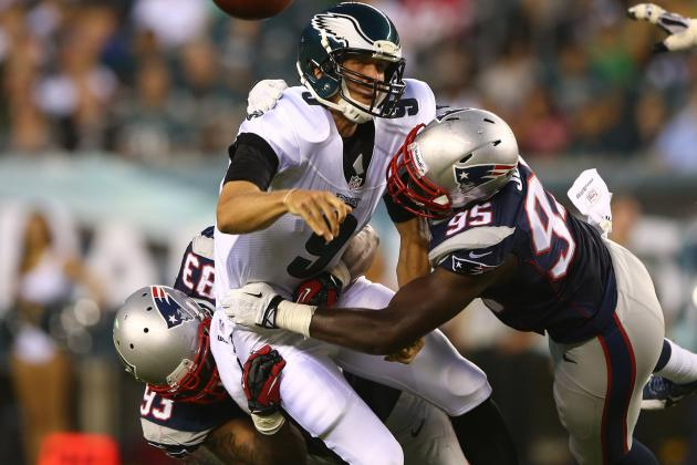 Chandler Jones Appears Unstoppable in Win