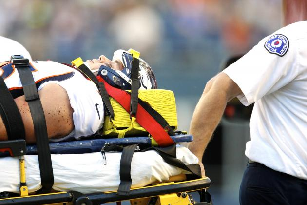 Derek Wolfe Injury: Updates on Denver Broncos DE's Spine