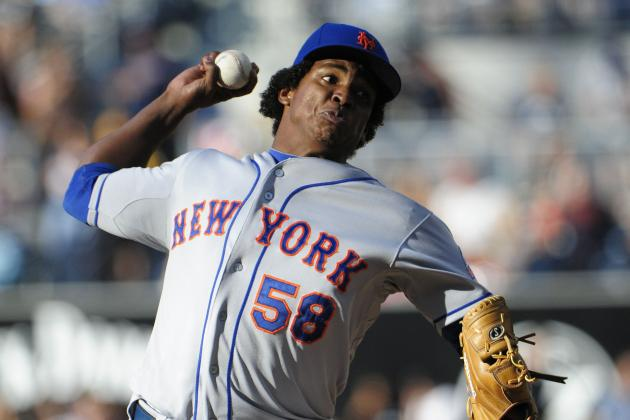 Mejia Leaves Game with Elbow Discomfort