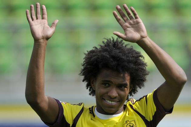 Liverpool Transfer Rumours: Landing Willian Would Finalize Ideal Summer for Reds