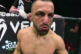 Reza Madadi Cut from the UFC After Receiving Prison Sentence
