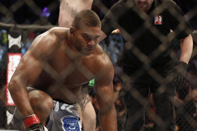 Would the UFC Consider Cutting Alistair Overeem After 2nd Straight KO Loss?