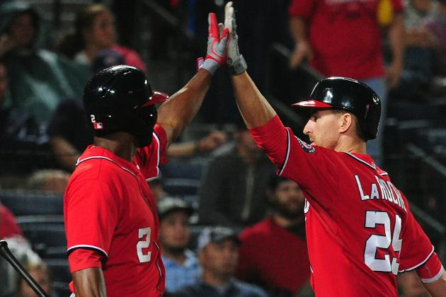 Adam LaRoche's Homer in 15th Inning Lifts Washington to 8-7 Victory