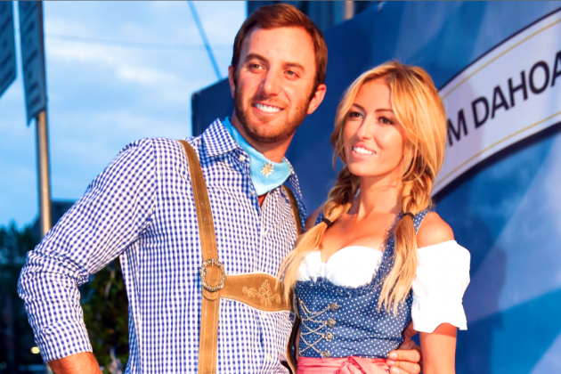 Paulina Gretzky Engaged to Golfer Dustin Johnson