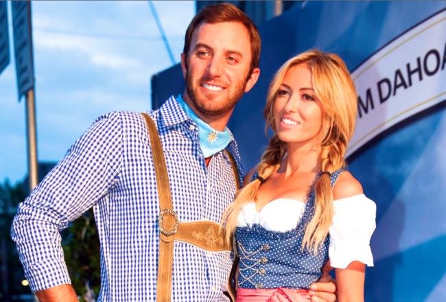 Paulina Gretzky Engaged to Golfer Dustin Johnson