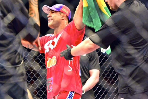 White: Vitor Belfort Able to Fight in Las Vegas but Commission Decides TRT Issue