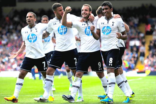 Crystal Palace 0-1 Tottenham: Score, Grades and Post-Match Reaction
