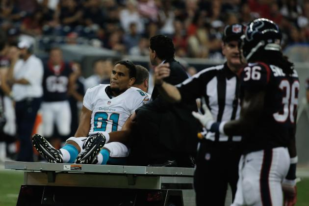 NFL Injury Report 2013: Latest on Dustin Keller, Wes Welker and More Stars