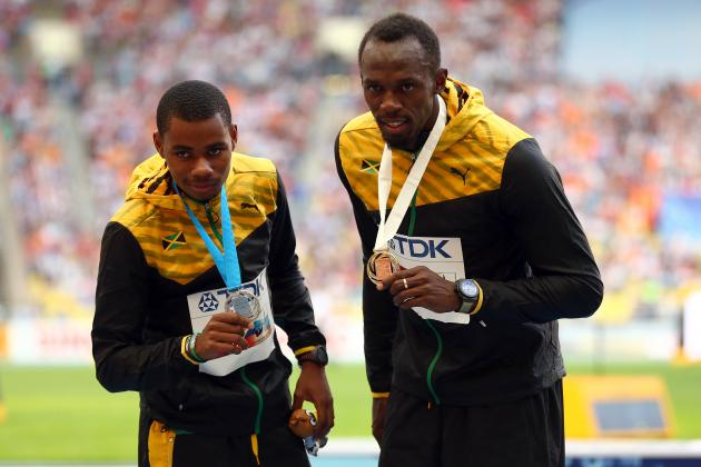 Usain Bolt Wins 3rd Gold Medal at 2013 World Athletics Championships