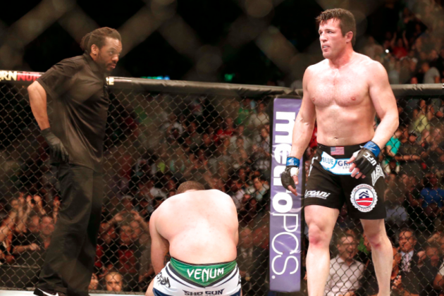 Next for UFC Star Chael Sonnen? Brazilians Line Up for Shot at the Bad Guy
