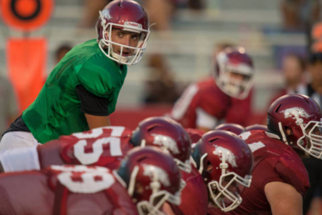 Arkansas Razorbacks Fall Camp Update: August 16 & 17