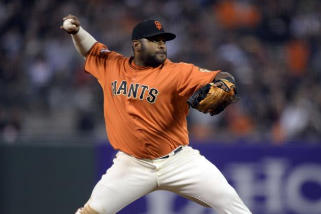 Pablo Sandoval Reveals Secret to Losing Weight