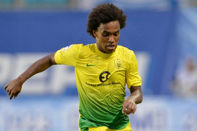 Liverpool Transfer News: Acquiring Willian Would Send Great Message to Club