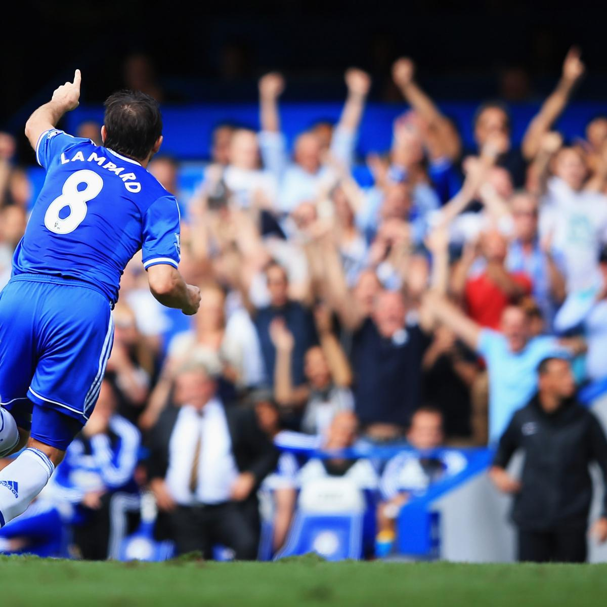 Psg Vs Manchester City Live Score Highlights From: Chelsea Vs. Hull City: Premier League Live Score