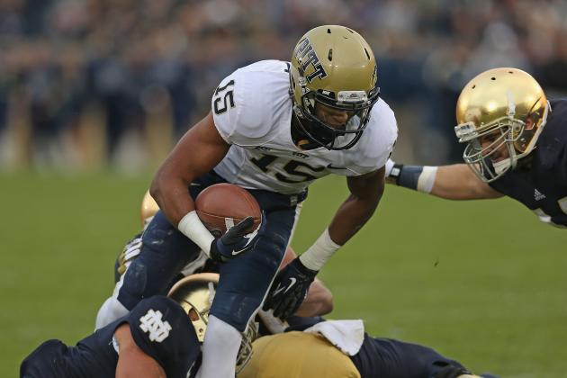 2013 ACC Football: Analyzing the Pittsburgh Panthers' Schedule
