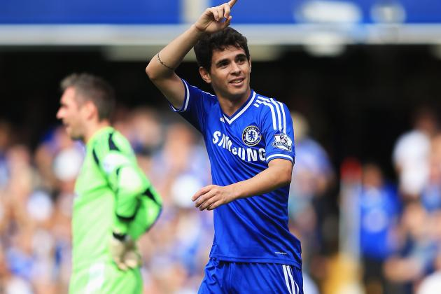 Chelsea: Rating the Blues' Players in Victory over Hull City