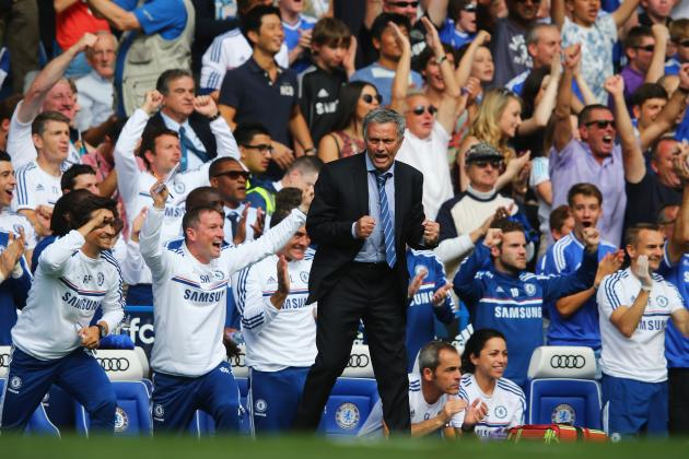 Penalties, Hawk-Eye, Jose Mourinho: Chelsea's Opener Has Everything