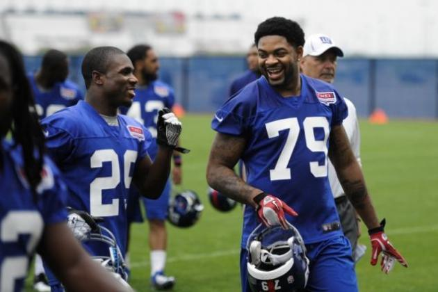 Giants Players Not Playing Against Colts
