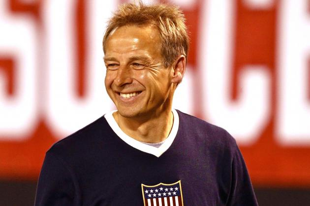 USMNT: Jurgen Klinsmann's Tactical Adaptation in Win No. 12
