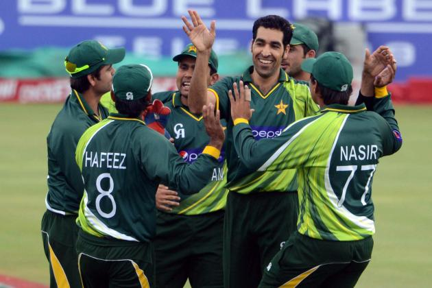 Zimbabwe vs. Pakistan: T20 International Series Preview