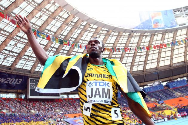 World Athletics Championships 2013 Closing Ceremony: Usain Bolt, JYJ and More