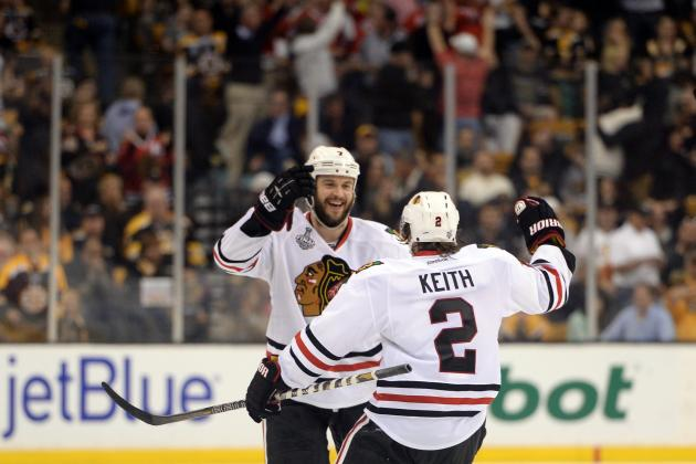 How Chicago Blackhawks' Duncan Keith and Brent Seabrook Make Each Other Better