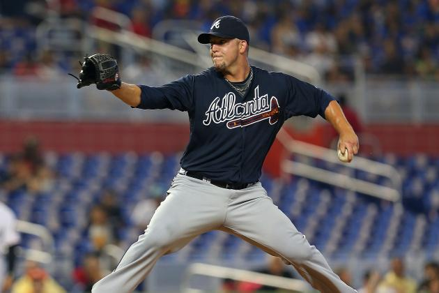 Braves' Maholm Sharp in Rehab Start; Now What?