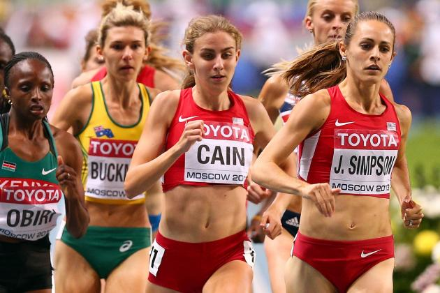 Mary Cain Takes Next Step Toward United States Distance Running Supremacy