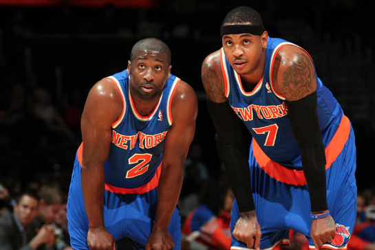 Raymond Felton Says Knicks, Not Nets, Run New York
