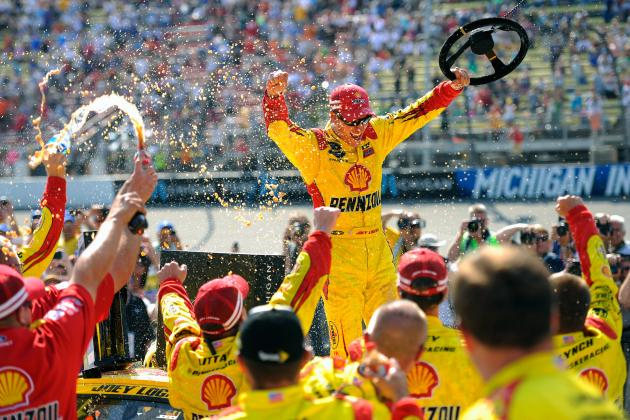 Pure Michigan 400 2013 Results: Reaction, Leaders and Post-Race Analysis