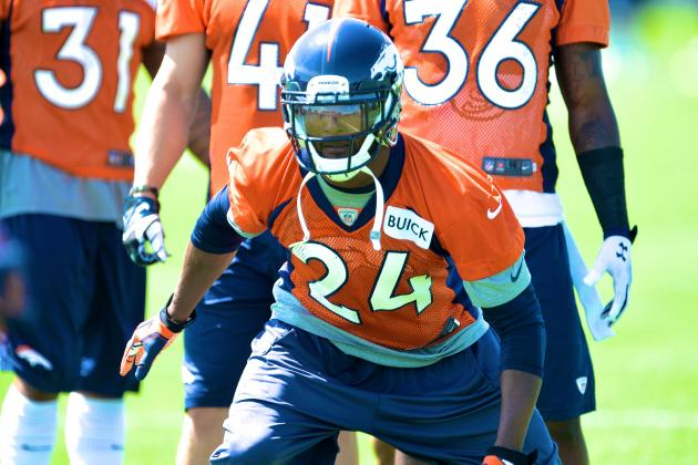 Champ Bailey Injury: Updates on Denver Broncos Cornerback's Status